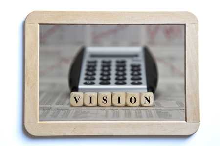 foresight: Vision Stock Photo