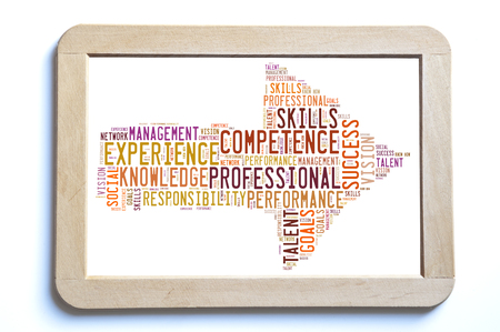 competence: COMPETENCE word cloud