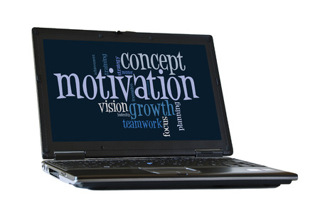 incentives: Concept Motivation word cloud Stock Photo