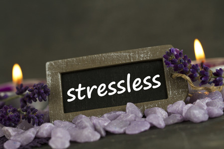 esot�risme: relaxing and wellbeing Banque d'images