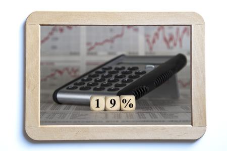 19% VAT rate