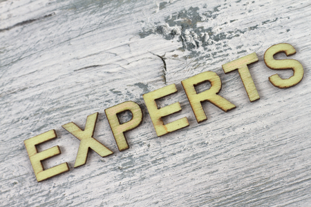 EXPERTS Stock Photo