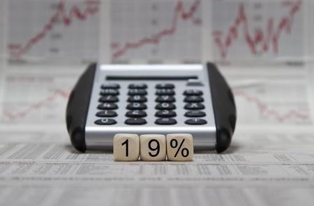 19: 19% VAT rate