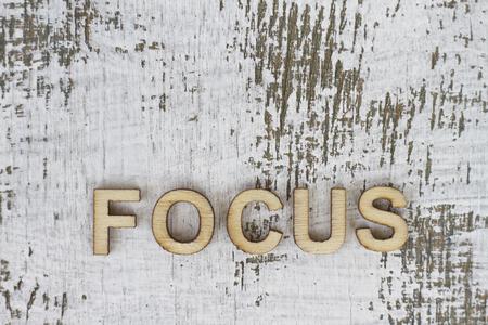 cease: Focus