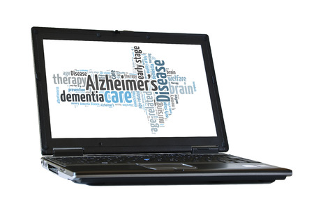 ministration: Alzheimers disease word cloud