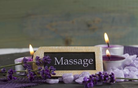 esoterismo: masaje