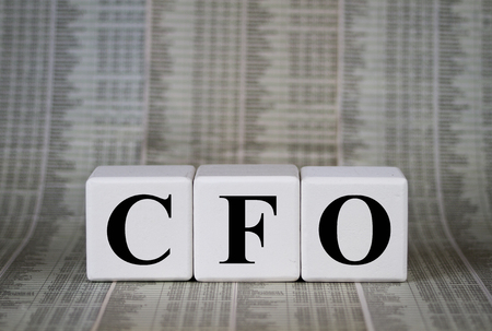 financial executive: Chief Financial Officer