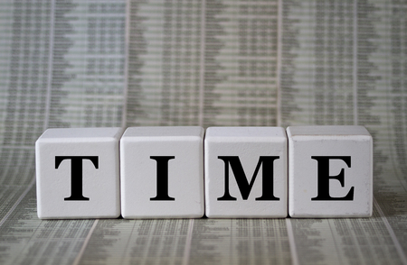 period of time: Time
