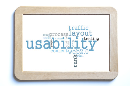 usability: usability word cloud