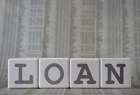repayment: Loan Stock Photo