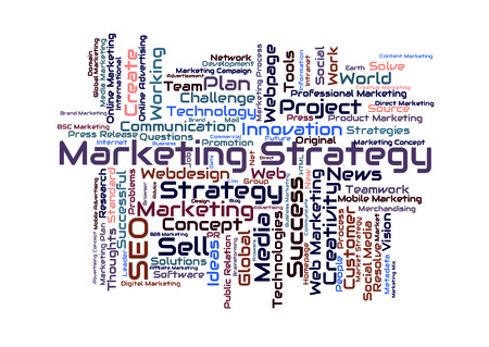 metadata: Marketing Strategy word cloud