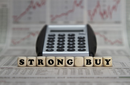 recommendation: Strong buy recommendation