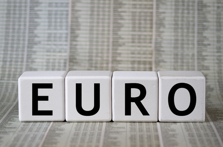 the european economic community: EURO Stock Photo