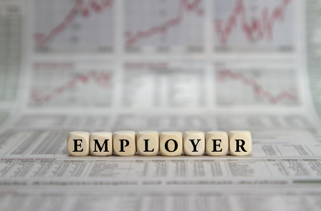 employer: Employer Stock Photo