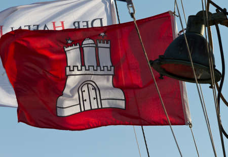 flad: Hamburg flad in the wind