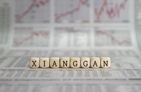 liquidity: Financial place Xianggan
