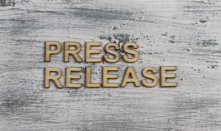 release: Press Release