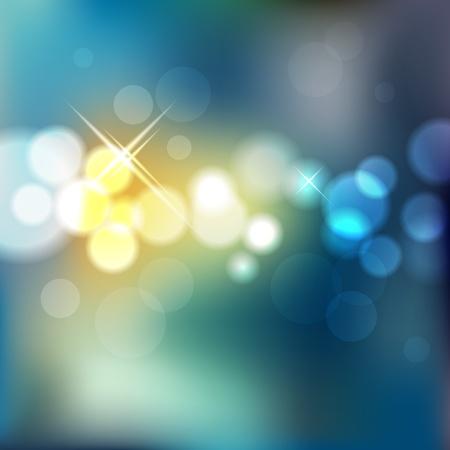 боке: Абстрактный светлый фон с местом для текста