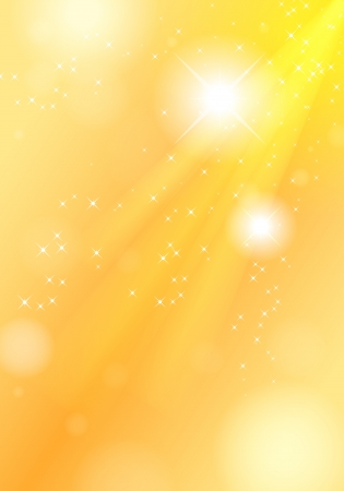 xmass: Abstract shiny golden background -  illustrations Illustration
