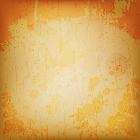 Abstract grungy background  Vector file  Stock Vector - 17034301