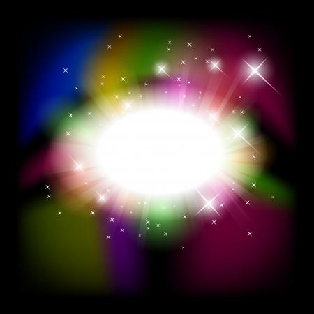 lucero: Resumen fondo brillante