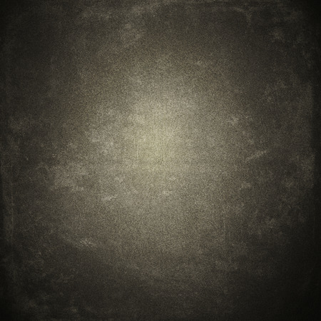 scratches: Noisy grungy scratches background with dark vignette - illustration Stock Photo