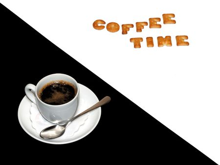 coffe time photo