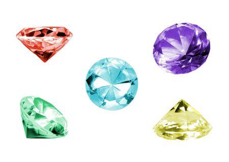 caustic: crystals