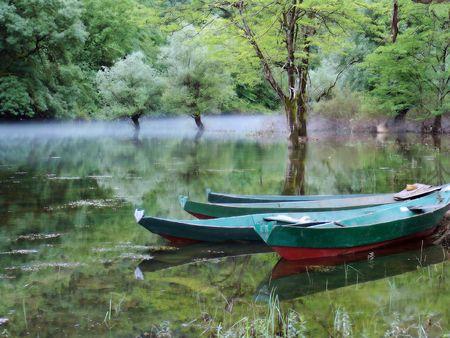 mistery: mistery lake