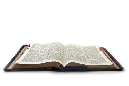 vangelo aperto: bibbia santa ai precedenti bianchi
