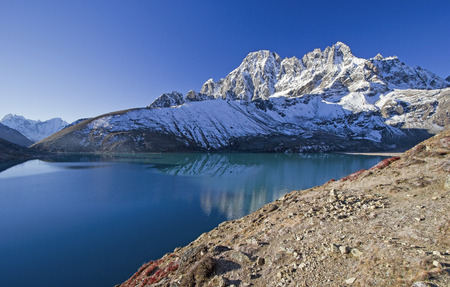 Sagarmatha National Park, Himalayas  photo