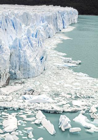 glaciares:  Perito Moreno Glacier, Parque Nacional Los Glaciares, Argentina