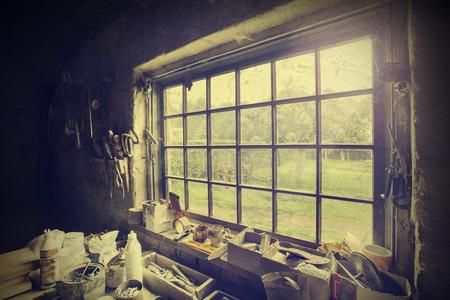 carpenter items: Window in carpenter