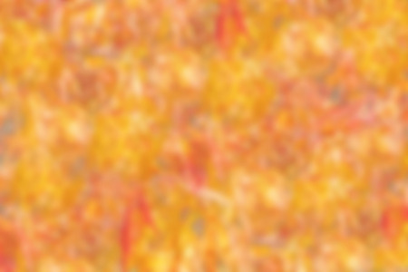 Blurred pastel abstract background, orange, yellow and red colors photo