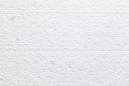 foamed: High quality polystyrene foam texture or background.