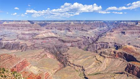 south rim: Grand Canyon National Park, South Rim, Arizona in USA.