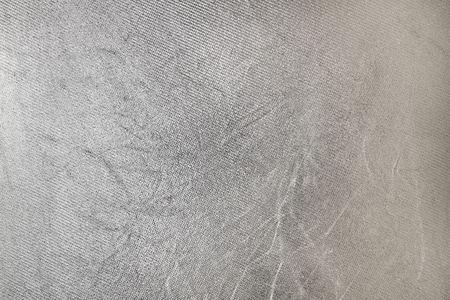 aluminium wallpaper: Silver metallic scratched background or texture.