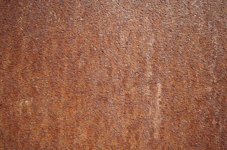 Picture of a rusty wall, background or texture. Stockfoto