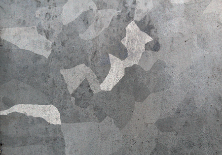 Annealing geometric texture on a steel metal surface Stockfoto