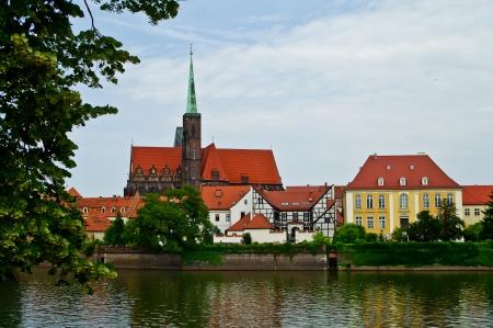 wroclaw: Wroclaw, Poland Stock Photo