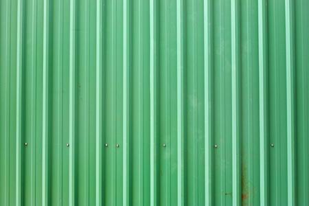 bande diagonale toit vert haut fond