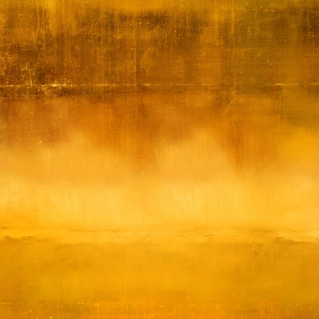 solid background: Golden Antique Texture Background Stock Photo