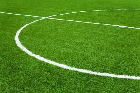 terrain foot: Terrain de football, terrain de football ou terrain de baseball Banque d'images