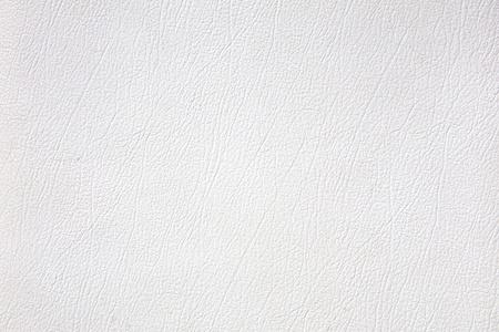 Texture cuir blanc