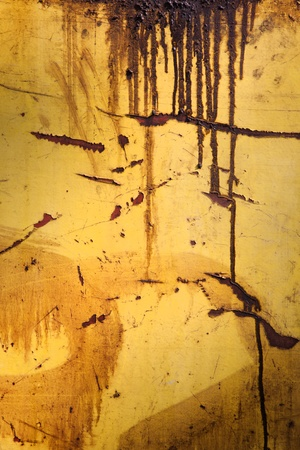 meta: Dirty yellow meta background Stock Photo