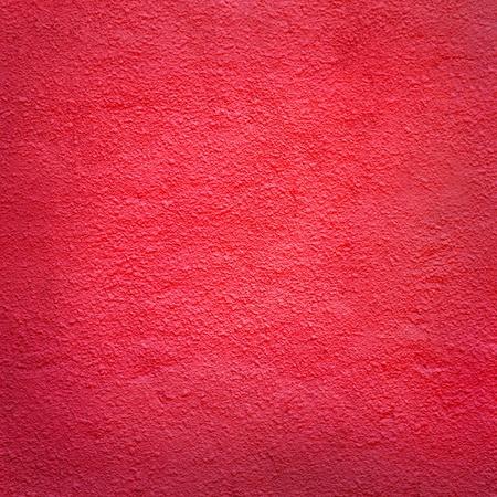Fond rouge texture du mur Banque d'images