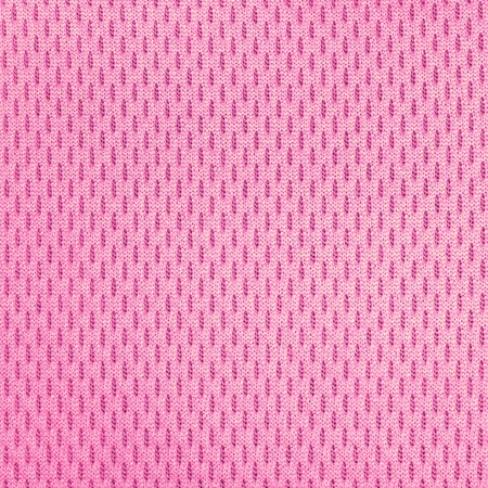 Pink polyester nylon sportswear texture. Stock Photo - 12229317