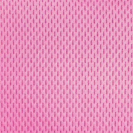 breathable: Rosa poliestere nylon tessuto sportivo. Archivio Fotografico