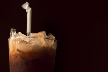 palate: This creamy exotic beverage cools and refreshes the palate with subtle hints of sweet vanilla