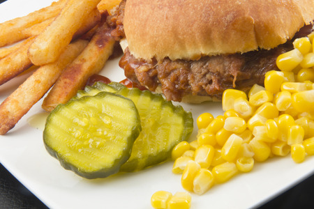 sloppy: Hearty homemade sloppy joe recipe, messy but delicious
